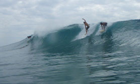 surfing baja comondu